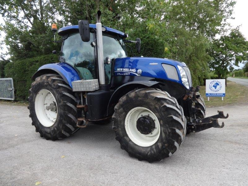 New Holland T7 270 Blue Power - Bowland Tractors