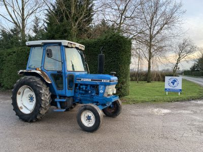 New Holland TL90 With Q30 Loader - Bowland Tractors