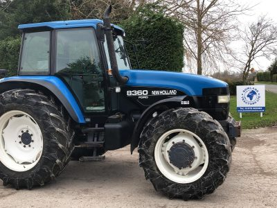 New Holland T7 185 - Bowland Tractors